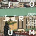 Nella settimanadal 22 al 30 settembre 2014 continuano gli appuntamenti del Forum Universale delle Culture Napoli. Tutti gli eventi sono ad ingresso libero fino ad esaurimento posti. Gli eventiche si […]