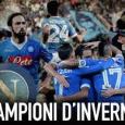 """di Diego Senese Il Napoli termina con 41 punti in classifica il girone di andata del campionato italiano di calcio di serie A. Punteggio che lo laurea """"campione d'inverno"""" […]"""