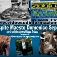 In Studio ospite Il maestro Scultore Domenico Sepe Musica del maestro Peppe De Luca conduce Gennaro Napoletano.