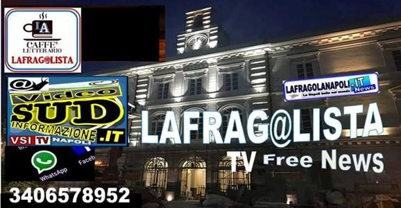 LAFRAGOLISTA; la nostra pagina Facebook